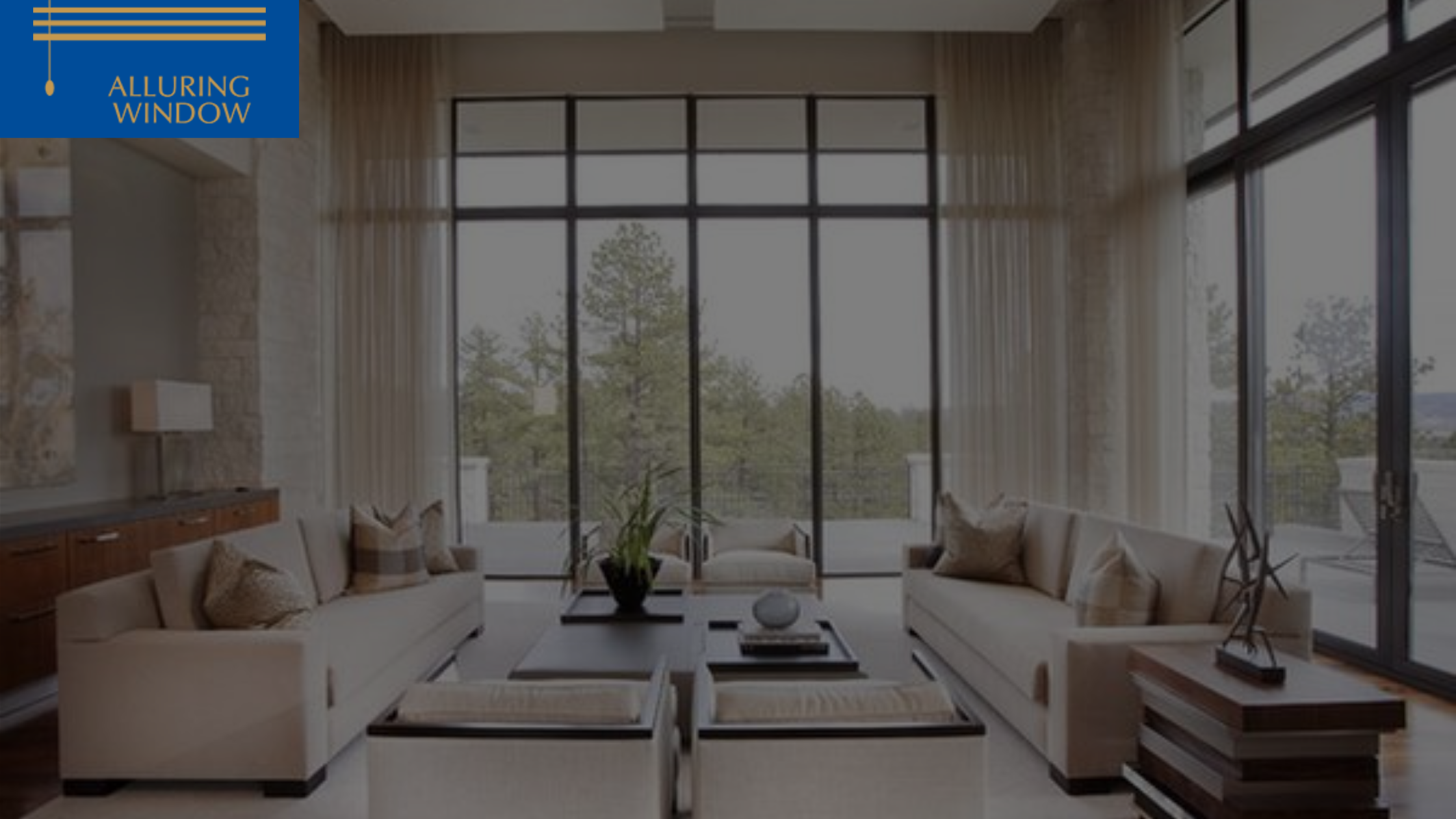 Window Treatment Options for Tall and Narrow Windows