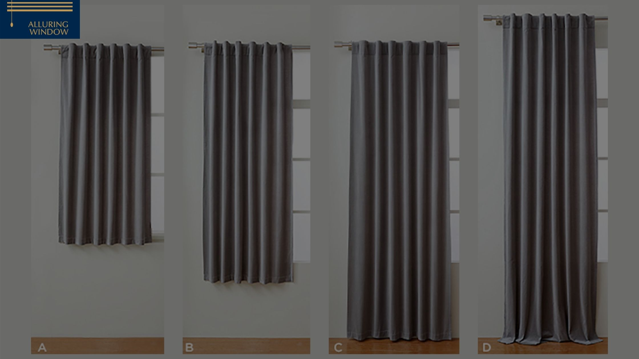 Curtain Size Guide: All You Need to Know About Curtain Lengths