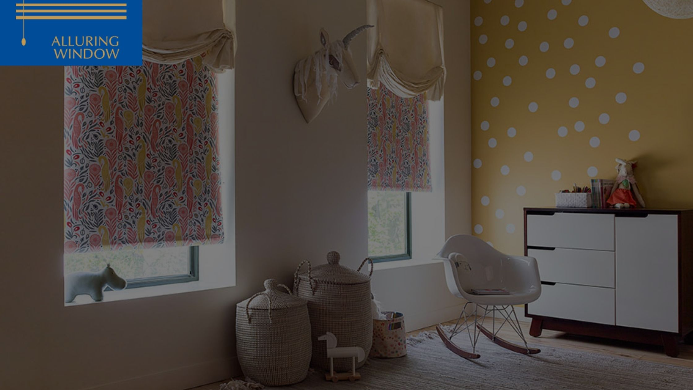 Kids Bedroom Window Covering Tips You Might Need